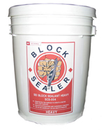 Sealer Light Water Base